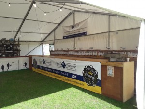 Moore Thompson has sponsored this year's Deeping Beer Festival.