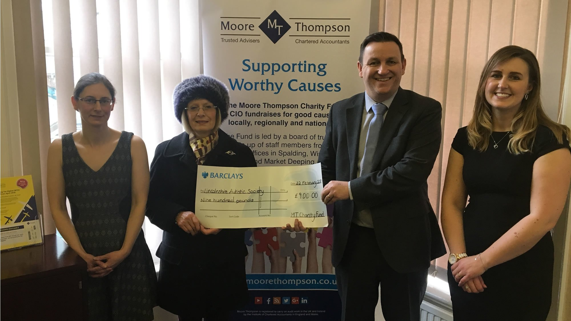 The Moore Thompson Charity Fundraisers - Moore Thompson
